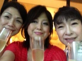 ホテルでシャンパン.JPG